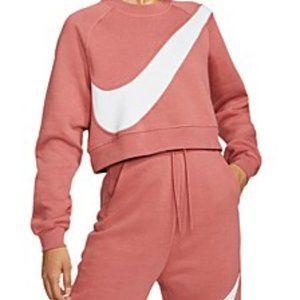 NIKE Womans Fleece Jogger Sweatsuit